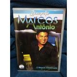 Marcos Antônio   Discografia Autorada   Em 4 Cds   41 Álbuns