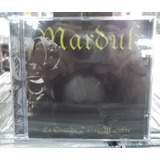 Marduk La Grande Danse Macabre Cd Original