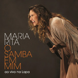 Maria Rita O Samba Em Mim   Cd Samba Ao Vivo
