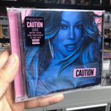 Mariah Carey   Caution Cd Importado Lacrado Pronta Entrega