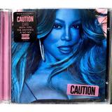 Mariah Carey Caution   Cd Pop