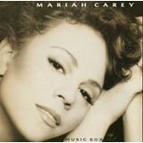 Mariah Carey Music Box Cd Original E Restaurado