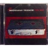 Marianas Trench   Fix Me   Cd Importado Canada Lacrado
