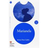 Marianela   Colección Leer En Espanol   Nivel 3 Con Cd   Sa