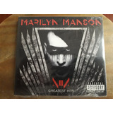 Marilyn Manson  greatest Hits  Cd Duplo Importado frete Free