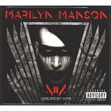 Marilyn Manson   Cd Greatest Hits   Russia