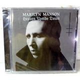 Marilyn Manson Heaven Upside Down Cd Importado Lacrado 2017