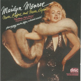Marilyn Monroe    Never Before      Cd   Ver O Video