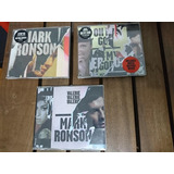 Mark Ronson   Combo 3 Cds Singles Amy Winehouse Lily Allen