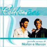 Marlon E Maicon   Coleções   Cd