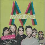 Maroon 5 Live At Itunes Festival 2014   Cd Pop