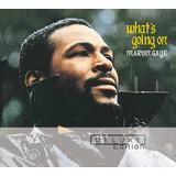 Marvin Gaye Cd Duplo Whats Going On Deluxe Lacrado Importado