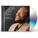 Marvin Gaye Cd Songbook Lacrado Fabrica  Funk Soul Romântico