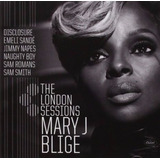 Mary J Blige   The London Sessions  cd Lacrado   Novo