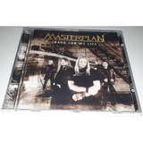 Masterplan   Back For My Life  c  Jorn Lande  Cd