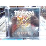 Matanza Thunder Dope Cd Original Novo Lacrado Pronta Entrega