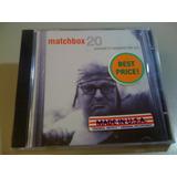 Matchbox 20   Yourself Or Someone Like Cd Lacrado Importado