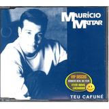 Maurício Mattar Cd Single Teu Cafuné   Raro