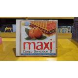 Maxi Dance Sensation 21 Cd Los Del Rio Scooter