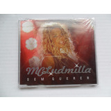 Mc Ludmilla   Sem Querer Single Remix Cd