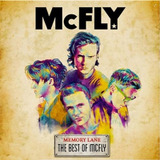 Mcfly Memory Lane The Best Of Mcfly   Cd Rock