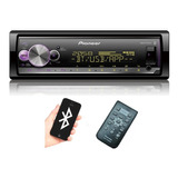 Media Receiver Pioneer Mvh x3000br Bluetooth Spotify Usb