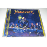 Megadeth   Rust In Peace  cd Lacrado   imp arg