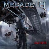 Megadeth Dystopia Cd Novo E Lacrado