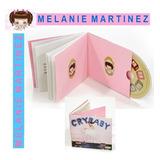 Melanie Martinez Cd Cry Baby Story Book Produto Original