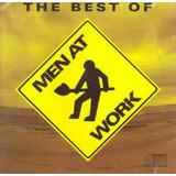 Men At Work The Best Of   Cd Rock