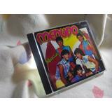 Menudo Mania Teen Pop Rock Romântico Cd Remaster Anos 80