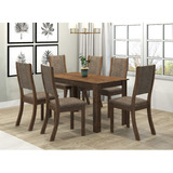 Mesa De Jantar Violeta 6 Cadeiras Kiara Viero Cd