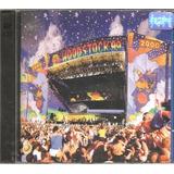 Metallica Korn Creed Megadeth Lit Bush Dmx   Cd Woodstock 99