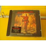 Michael Jackson   Blood On The Dance Floor   Cd Importado