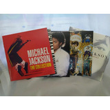 Michael Jackson  the Colletion mostruário Sem O Box  promoç