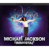 Michael Jackson Immortal Cd Duplo Deluxe Lacrado Promoção