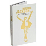 Michael Jackson The Ultimate Collection 4 Cds   Dvd   Livro