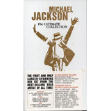 Michael Jackson The Ultimate Collection Box 4 Cds   1 Dvd
