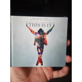 Michael Jackson This Is It   2 Cds   Fotos Original Lacrado