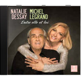 Michel Legrand Entre Elle Et Lui   Novo Lacrado Original