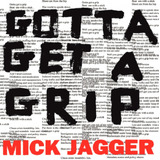 Mick Jagger Gotta Get A Grip   Cd Rock