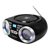 Micro System  Cd  Mp3 Usb Bluetooth  Fm  1200 W  Bi Volt Nfe