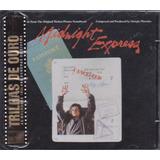 Midnight Express   Cd Trilha Filme Expresso Da Meia Noite