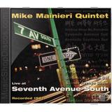 Mike Mainieri Quintet Live At Seventh Avenue  Novo Lacr Orig