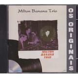 Milton Banana Trio   Cd Milton Banana Trio   1965   Seminovo