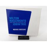 Milton Nascimento E Jobim Trio Novas Bossas