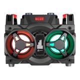Mini System Lenoxx Ms8600 Bluetooth Usb Mp3 Karaokê 150w