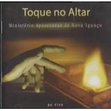 Ministério Apascentar Nova Iguaçu Cd Toque No Altar