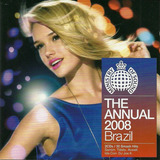 Ministry Of Sound The Annual 2008 Brazil   Cd Duplo