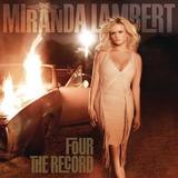 Miranda Lambert Four The Record Cd Import